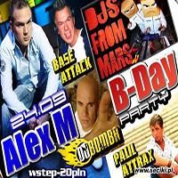 Alex Megane B-Day Party