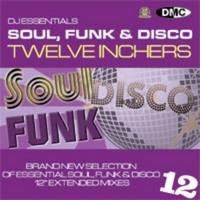 DJ Essentials Soul, Funk & Disco 12s 12