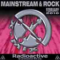 Radioactive Mainstream & Rock 2010-02