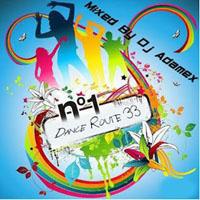 Dance Route 33 Megamix Electro Dance Edition 1