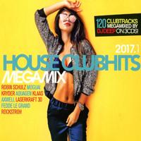 House Clubhits Megamix 2017.1