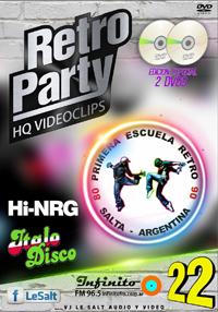 Retro Party 22
