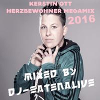 Kerstin Ott Herzbewohner Megamix 2016