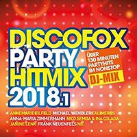 Discofox Party Hitmix 2018.1