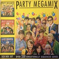 Party Megamix CD-Box