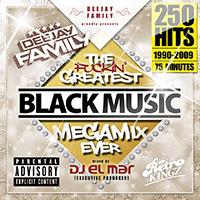 The Greatest Black Music Megamix Ever