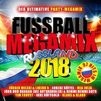Fussball Megamix 2018