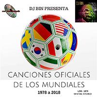 Canciones Oficiales De Los Mundiales