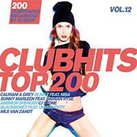 Clubhits Top 200 12