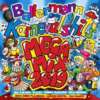 Ballermann Karnevalhits Mega Mix 2019
