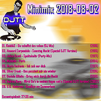 DJTT - Minimix 2018-08-02
