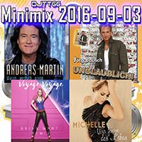 DJTT - Minimix 2016-09-03