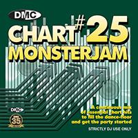 Chart Monsterjam 25