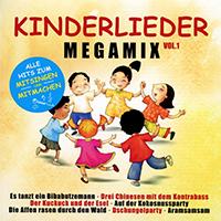 Kinderlieder Megamix 1