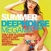 Summer Deephouse Megamix 2019