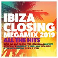 Ibiza Closing Megamix 2019