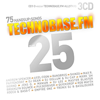 Technobase.FM We Are One 25