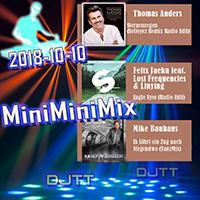 MiniMiniMix 2018-10-10