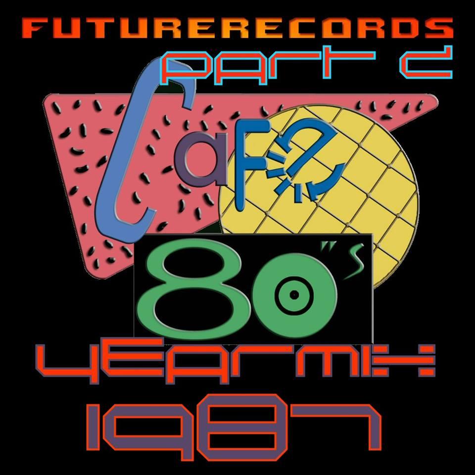 Café 80s Yearmix 1987 Part 2