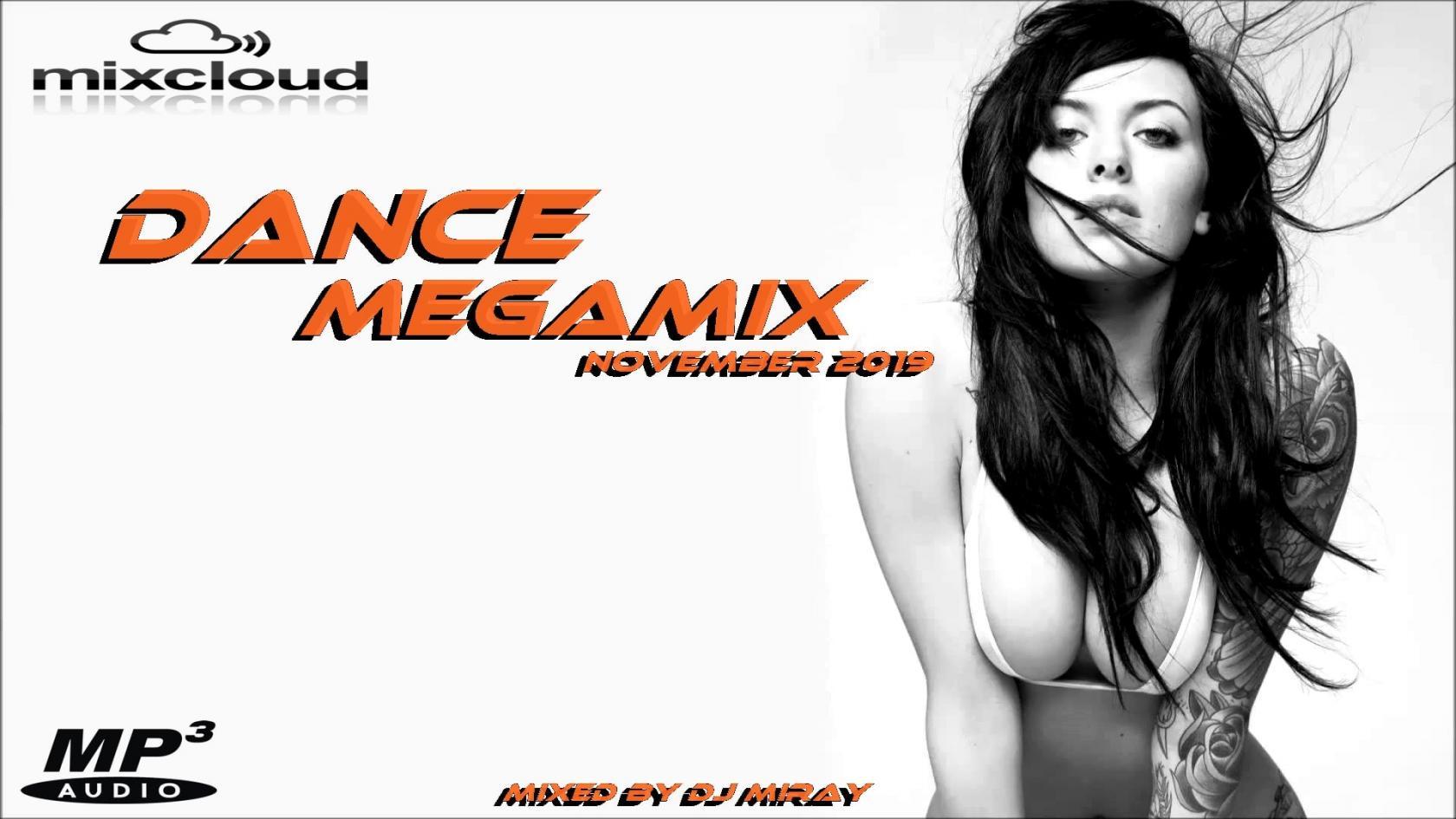 Dance Megamix 2019.11