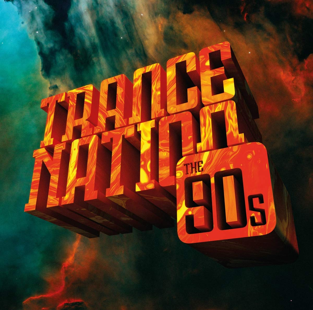 Trance Nation The 90s