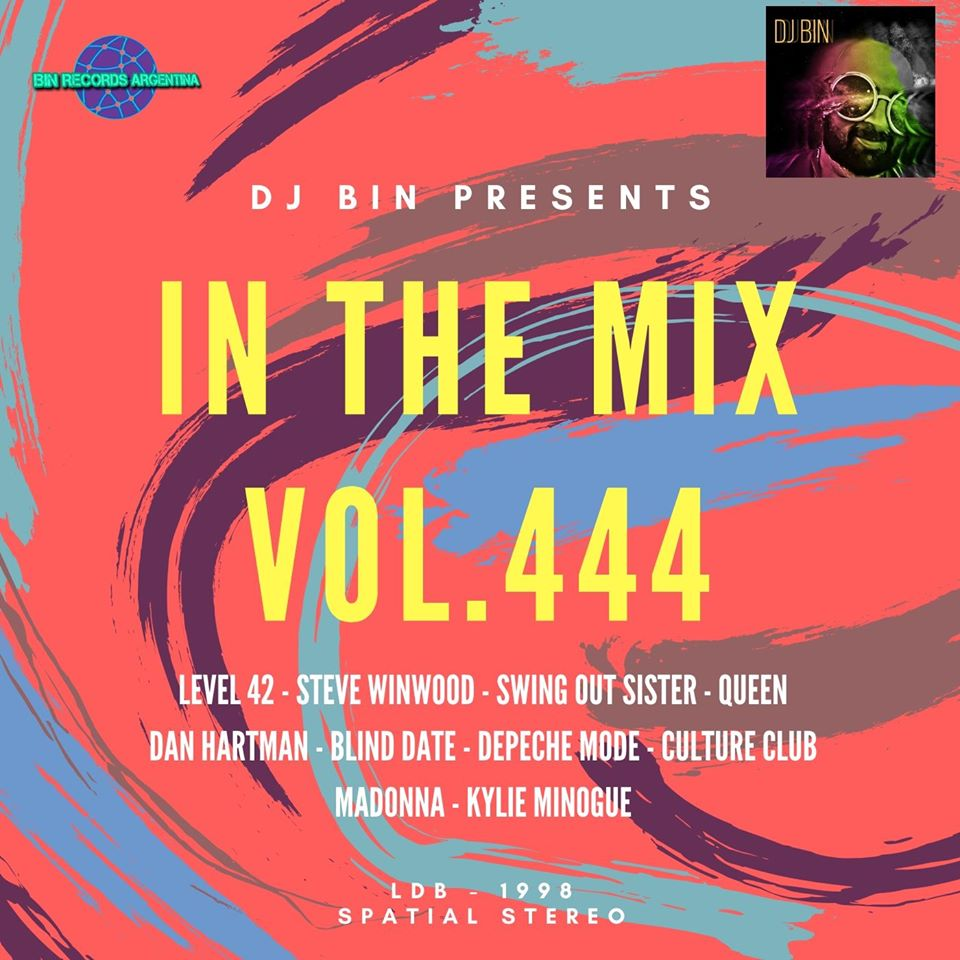 In The Mix 444