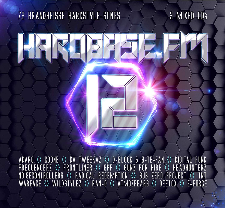 Hardbase.FM We Are One 12