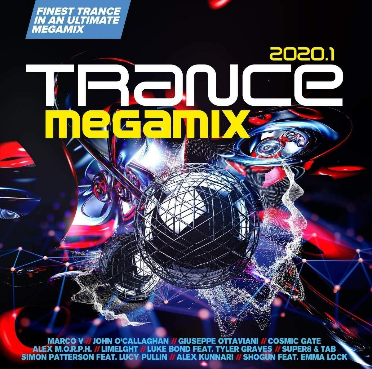 Trance Megamix 2020.1