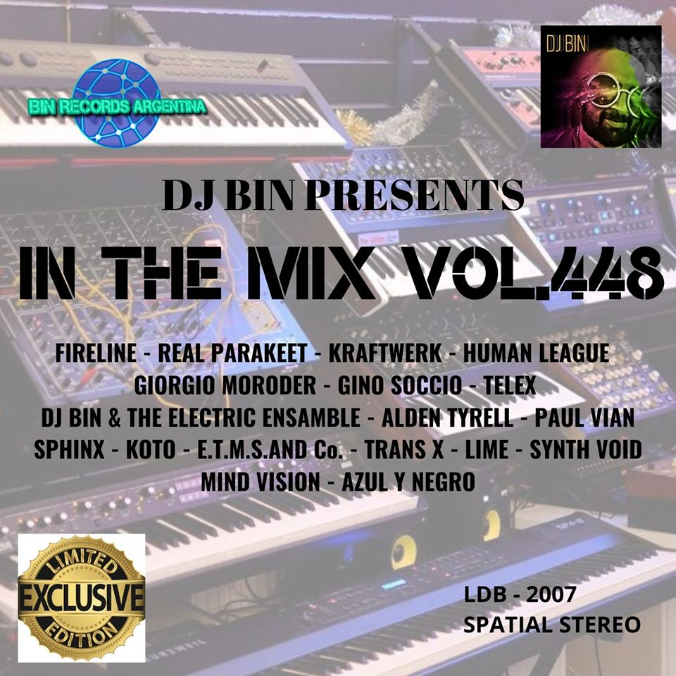 In The Mix 448