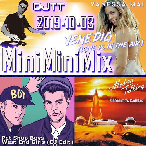 MiniMiniMix 2019-10-03