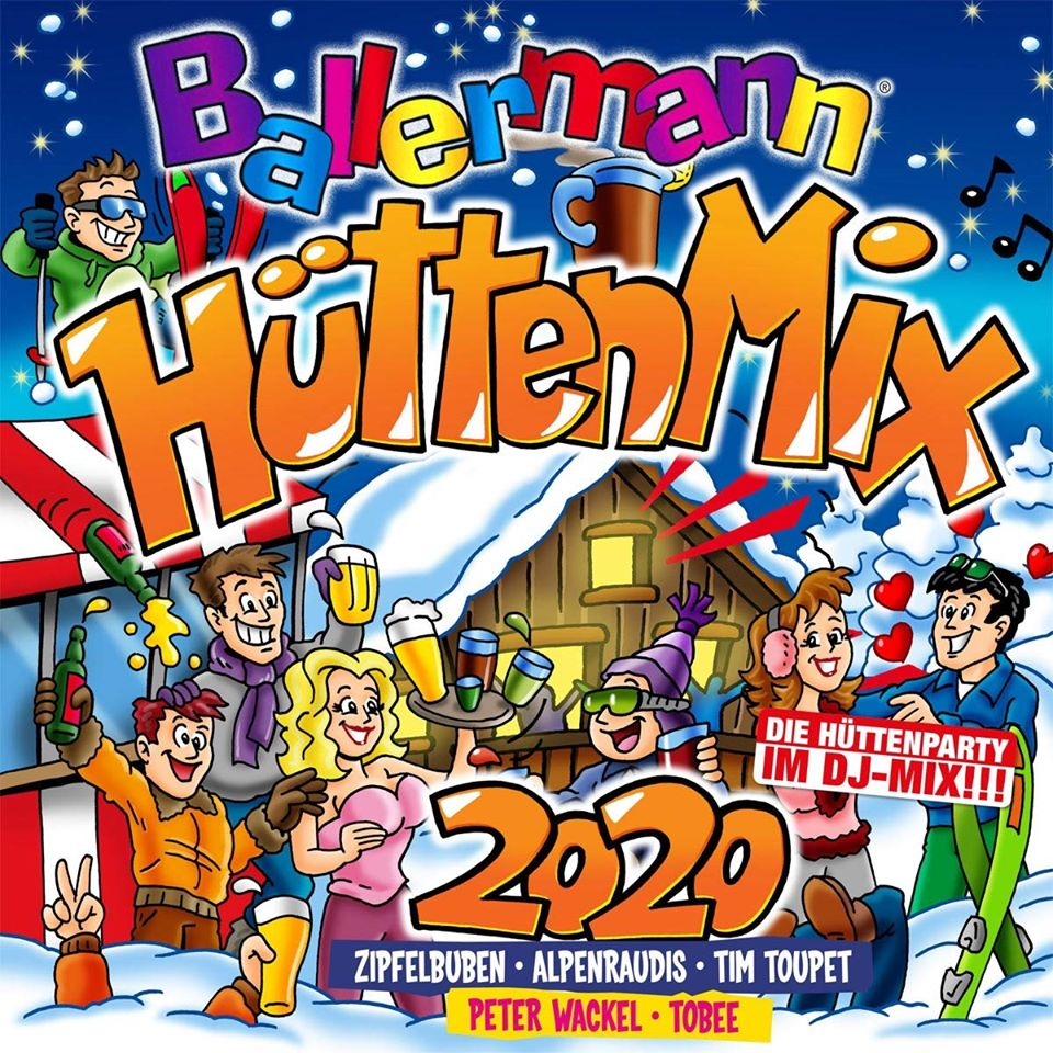 Ballermann Hütten Mix 2020