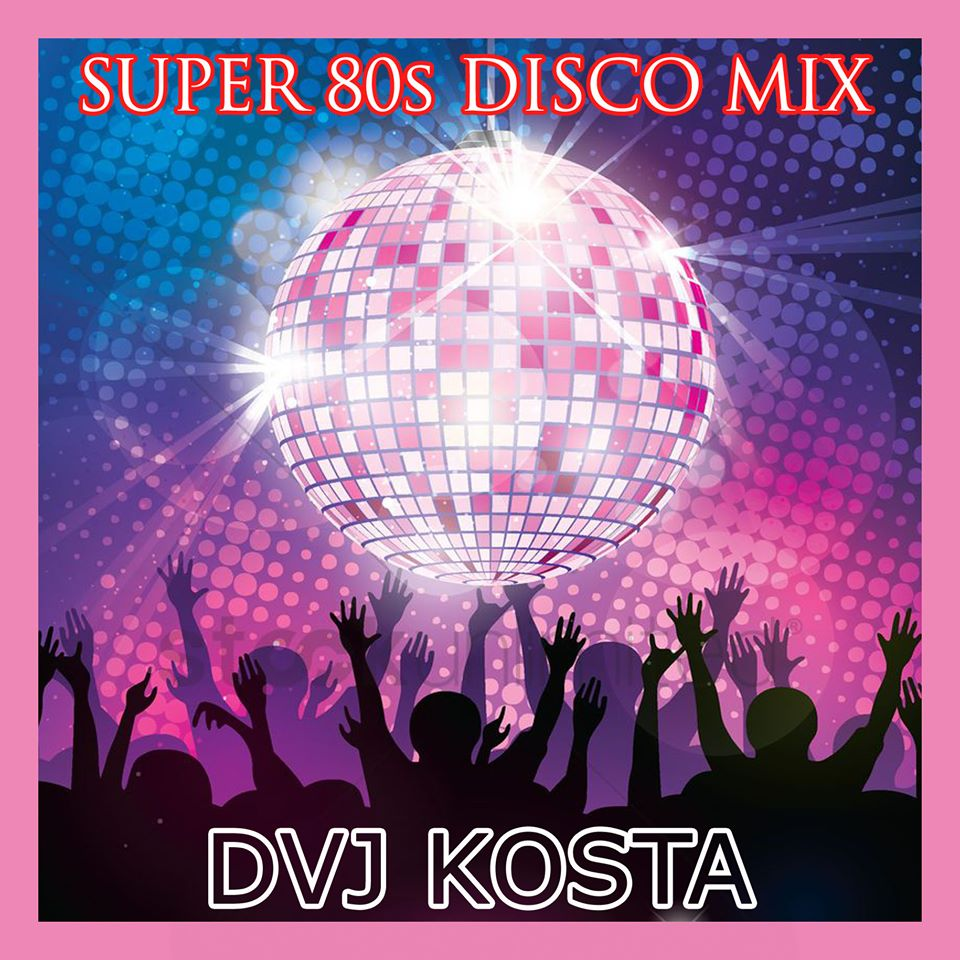 Super 80s Disco Mix