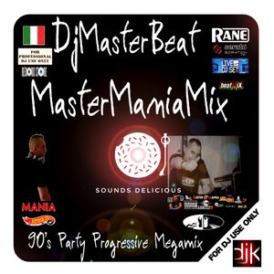 MasterManiaMix Sound Delicius 90s Party Progressive Megamix
