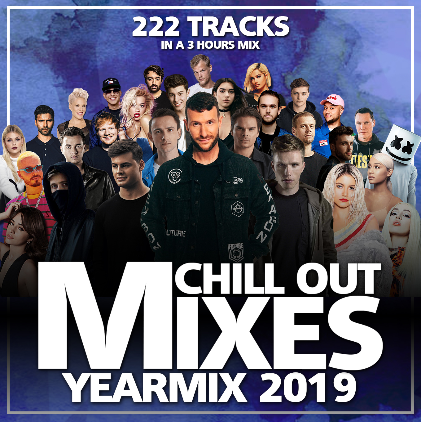 Chill Out Mixes Yearmix 2019