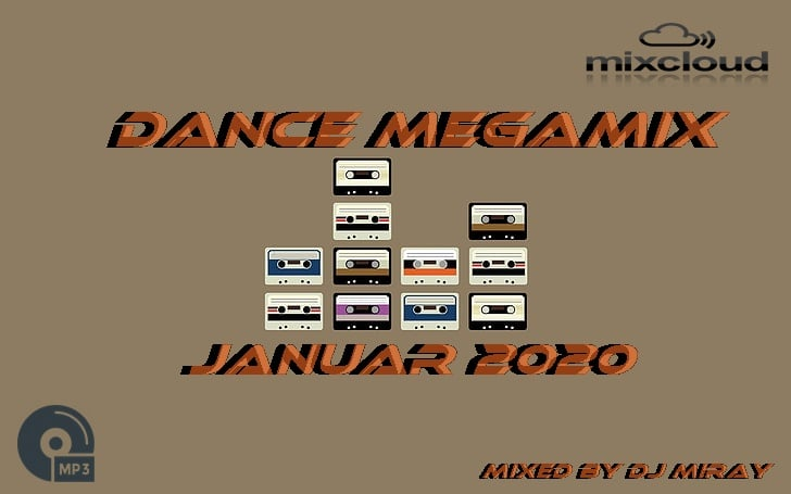 Dance Megamix 2020.01