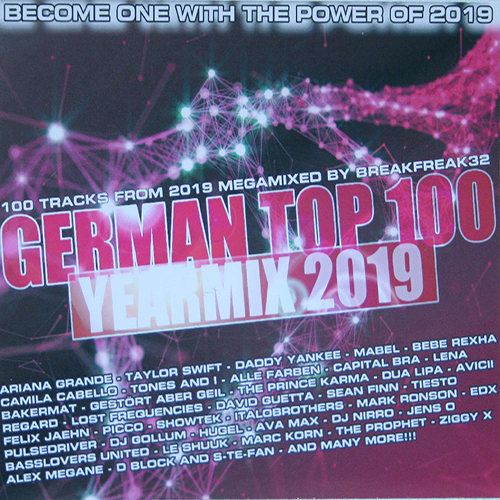 Yearmix 2019 German Top 100