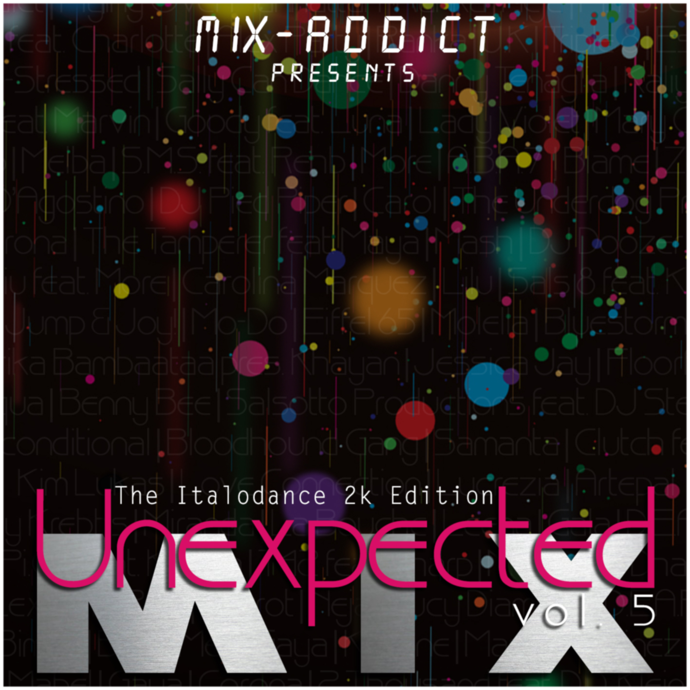Unexpected Mix 5