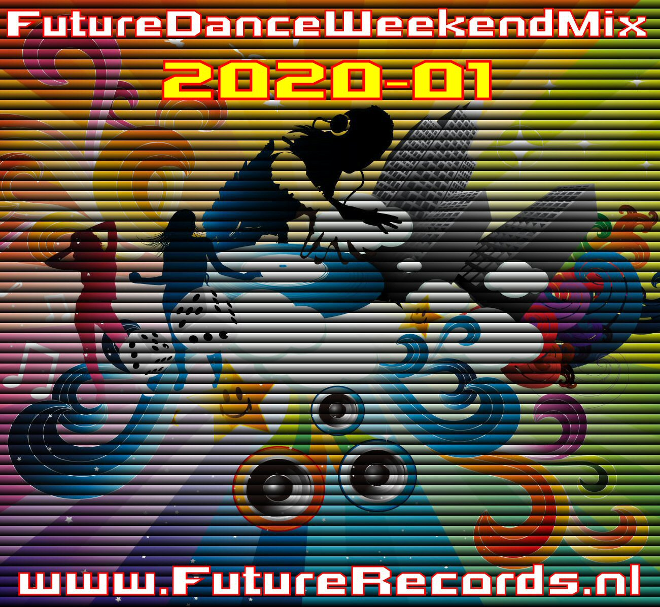 Future Dance Weekend Mix 2020-01