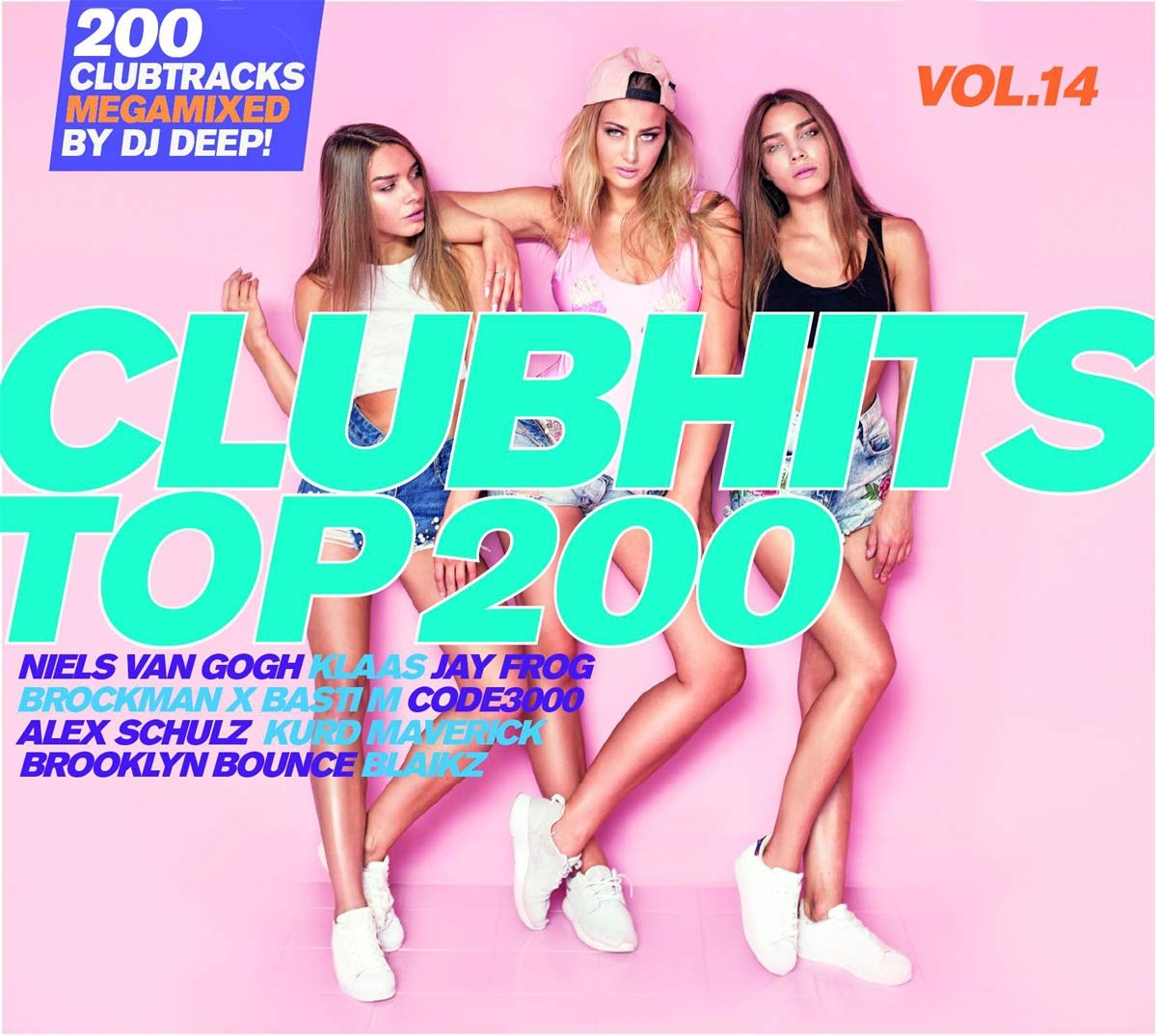 Clubhits Top 200 14