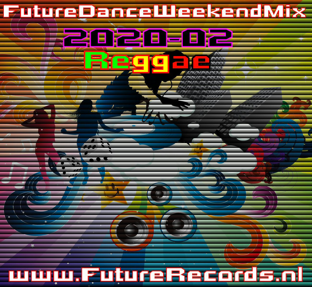 Future Dance Weekend Mix 2020-02