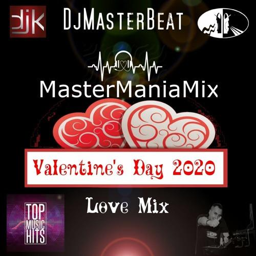 MasterManiaMix Valentines Day 2020 Love Mix