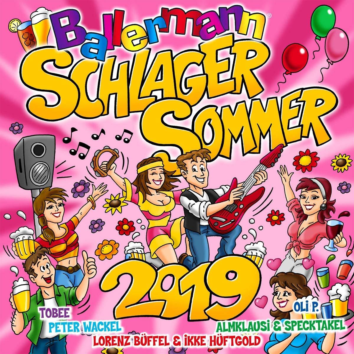 Ballermann Schlagersommer 2019