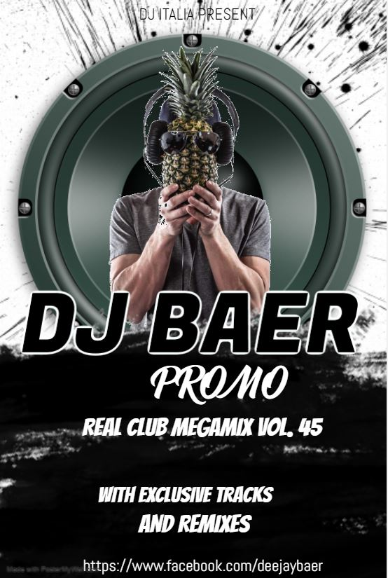 Real Promo Club Megamix 45