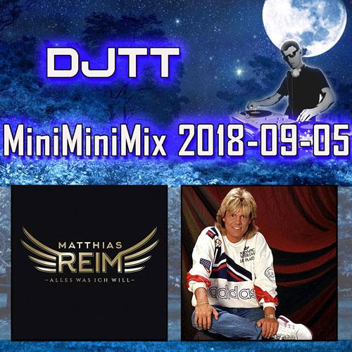 MiniMiniMix 2018-09-05