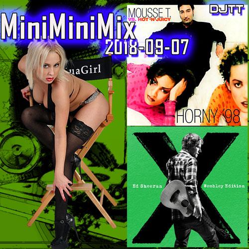 MiniMiniMix 2018-09-07