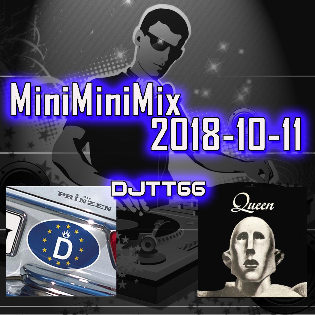 MiniMiniMix 2018-10-11