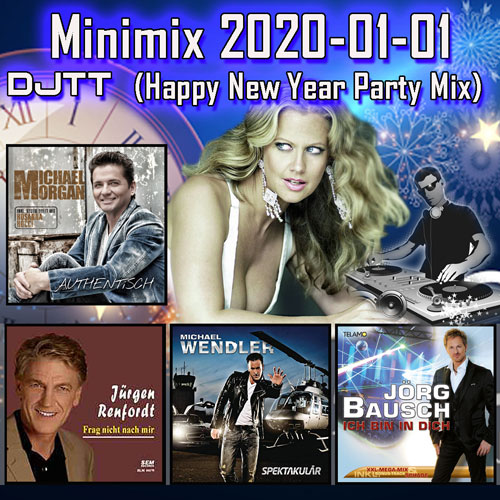 Minimix 2020-01-01 (Happy New Year Party Mix)