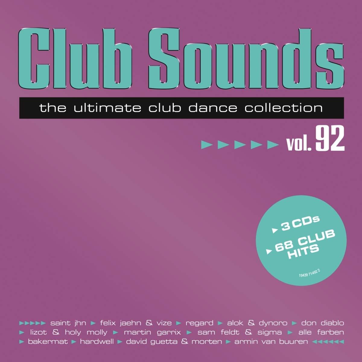 Club Sounds 92