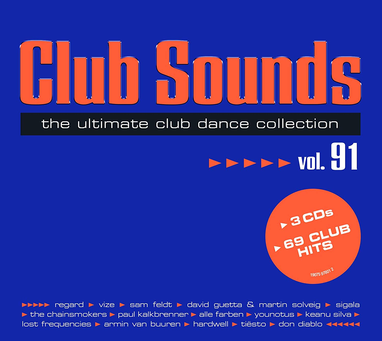 Club Sounds 91