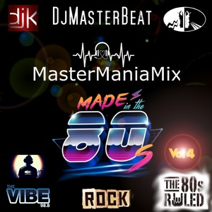 Mastermaniamix Made In The 80's Rock Megamix 4